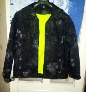 Куртка ESDY (Black Phyton)