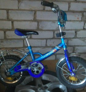 Велосипед детский от 4 лет