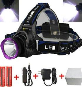 светодиодный фонарь перезаряжаемый
