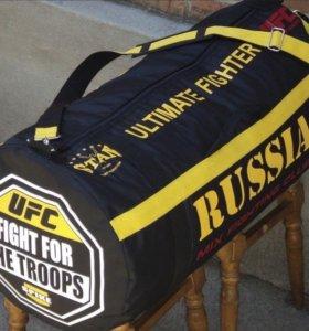 Спорная сумка UFC Fight For