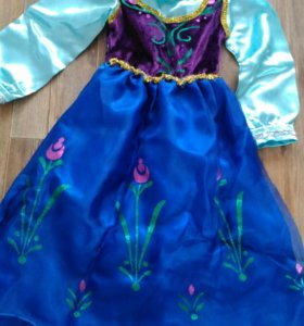 Платье сказочной принцессы