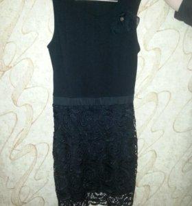 Черное вечернее платье!