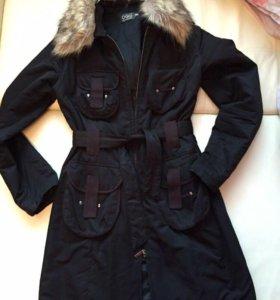 Весна осень пальто 44 размера