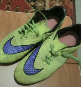 Бутсы Nike Hypervenom 42размер