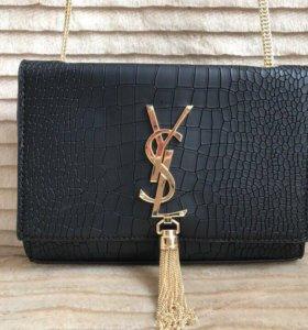 Новая сумочка- клатч