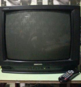 Телевизор SAMSUNG 1997 года