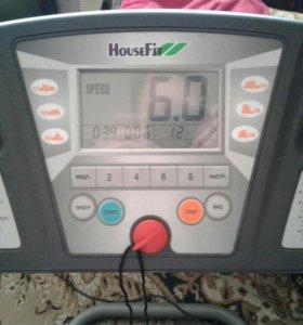 Беговая дорожка (электрическая) HouseFit