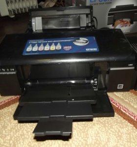 Принтер I805 6-ти цветный