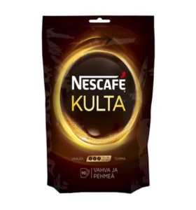 Кофе растворимый Нескафе Культа