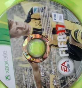 Игра на xbox 360 Fifa 17
