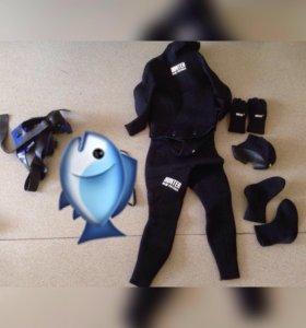 Подводный костюм