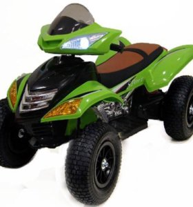 Квадроцикл детский надувные резиновые колёса