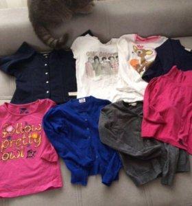 Одежда на 5-6 лет
