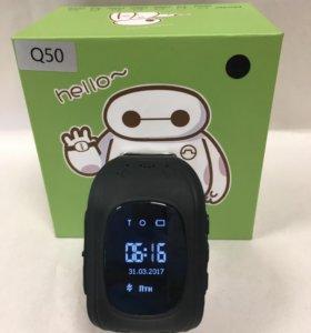 Детский часы Smart Baby Watch Q 50 в наличии.новые