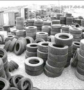 Грузовые шины диски б/у
