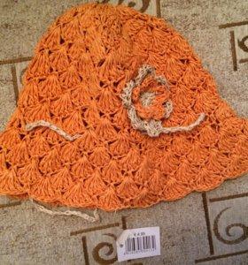 Новая Панамка шляпка