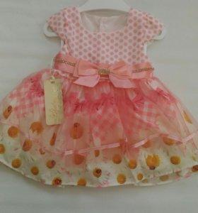 Платье, 1,2,3 года