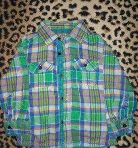Рубашка р. 92