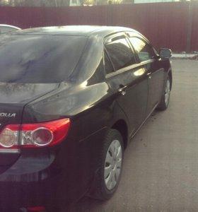 Тойота Королла 2012
