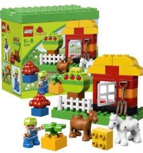 Lego duplo мой первый сад