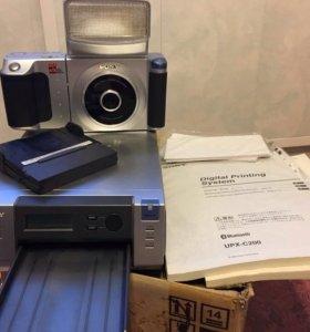 Продается компактная студия SONY UPX-C200