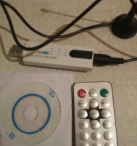 TV-тюнер Espada DVB-T/T2/C+FM+DAB. Продажа обмен.