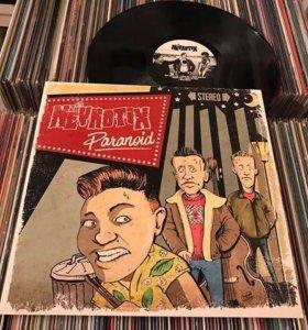 The Nevrotix Paranoid LP (vinyl)