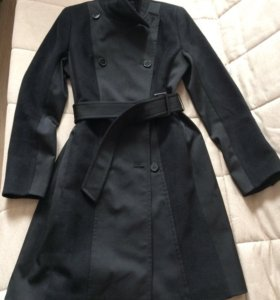 Пальто шерстяное uvvi