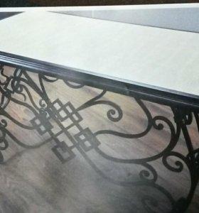 Кованый стол