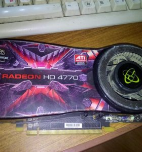 Видеокарта ATI Radeon HD4770 512mb
