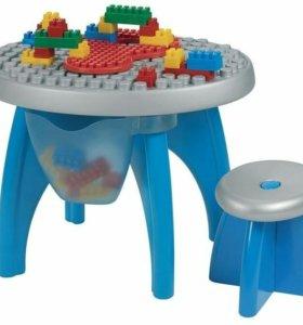 Столик и стульчик LEGO