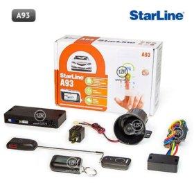 Автосигнализация Старлайн А93, Starline А93