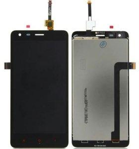 Дисплей с тачскрином (Модуль) Xiaomi Redmi 2 Black