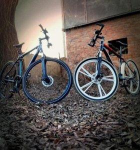 """Велосипед """" Nakxus-26"""""""