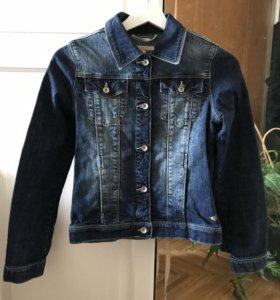Джинсовая детская куртка Esprit