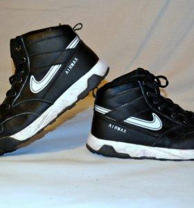 Зимние мужские кроссовки Nike airmax