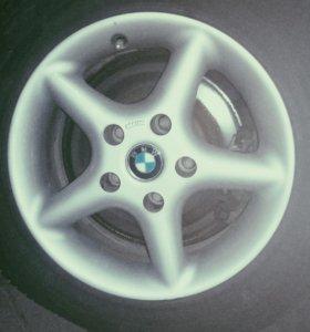 Литые диски BMW520