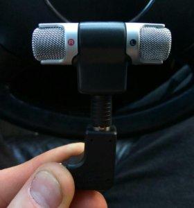 Микрофон для GoPro и других камер