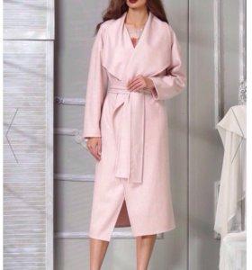 Комплект : пальто, юбка и блузка