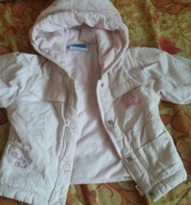 Курточка малышке