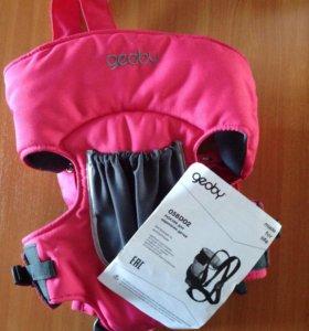 Рюкзак для переноски детей фирмы Geoby. Кенгуру