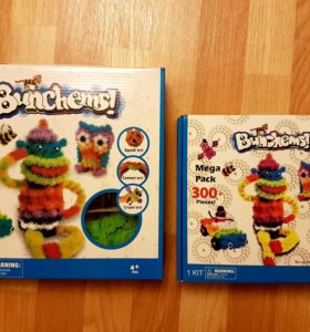 Bunshems развивающая игра для детей