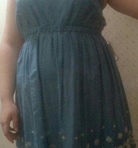 Платье для беременных (комбинезон)