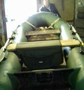 Лодка ПВХ Тайга 320