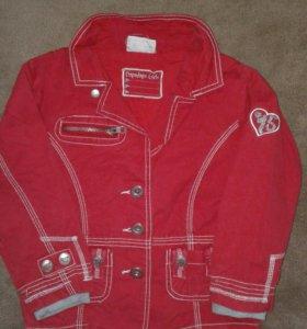 Курточка пиджак