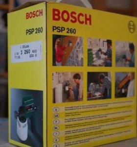 Электрический краскопульт BOSCH PSP 260