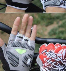 Перчатки для фитнеса HOTSTAR с гелевой вставкой
