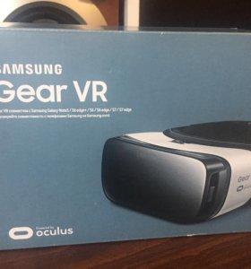 Очки Gear VR. Пользовались один раз!!!!