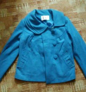 Новое пальто р-р 42-44