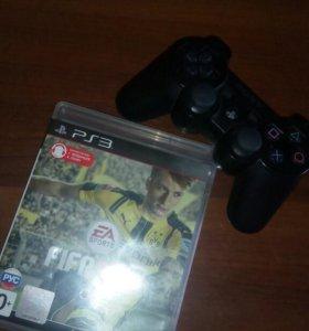 FIFA 2017 и Гейпад PSP 3